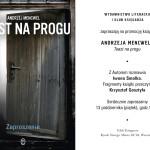 Mencwel _ Toast na progu - zaproszenie-1